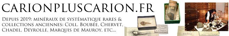 CarionplusCarion Minéraux.