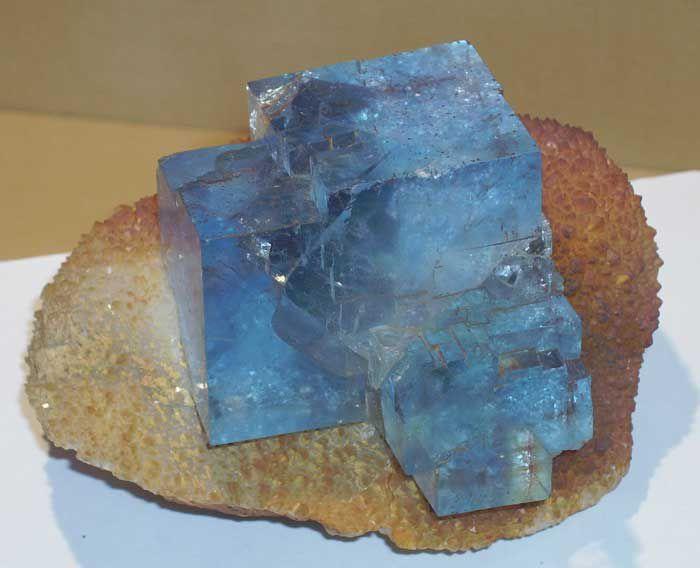 Fluorite du Beix