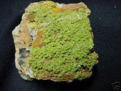 Pyromorphite d'Asprières