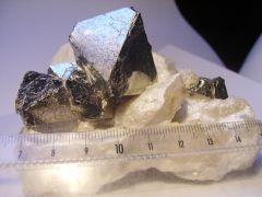 Les minéraux de Luzenac