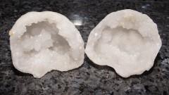 Les quartz - Mezarie