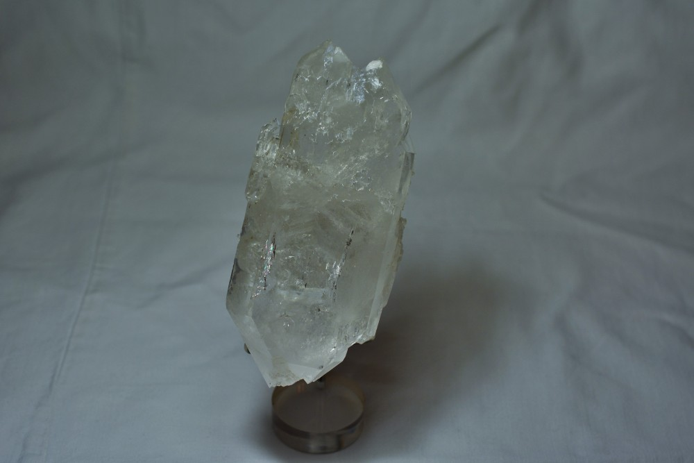 Quartz à ame (Le plan du lac (Four à Jacky Gateau), France) 3.JPG