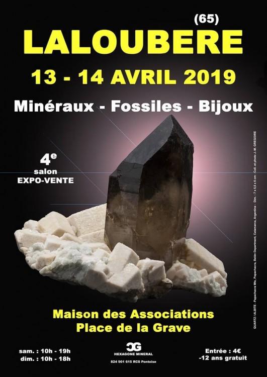 Affiche 4e Salon Minéraux Fossiles Bijoux de Laloubère (65).jpg