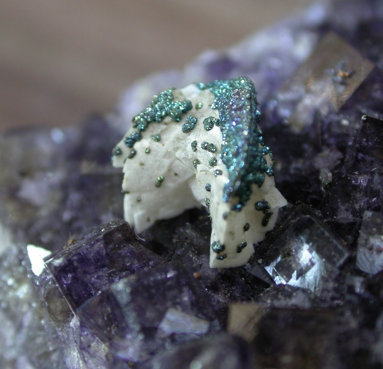 Dolomite - Pyrite - Fluorite - Baryte - Espagne Asturies Villabona Corvera Moscona Solis_7.JPG