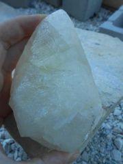 Cristal de Calcite du Bleymard (48)