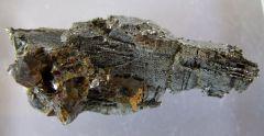 Sphalérite et Pyrite