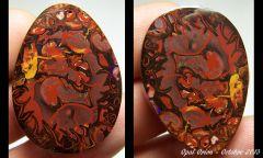 OK132kes1  Opale Australienne