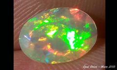 OE232kes1 Opale éthiopie