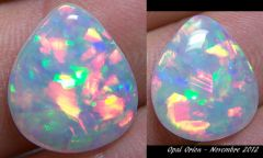 OE231kes1 Opale éthiopie