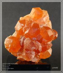 GROSSULAIRE (Hessonite), Mine De Mana PAKISTAN