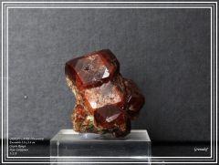 GROSSULAIRE (Hessonite) U.S.A Californie