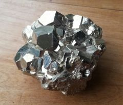 Pyrite dodécaedrique, Perou